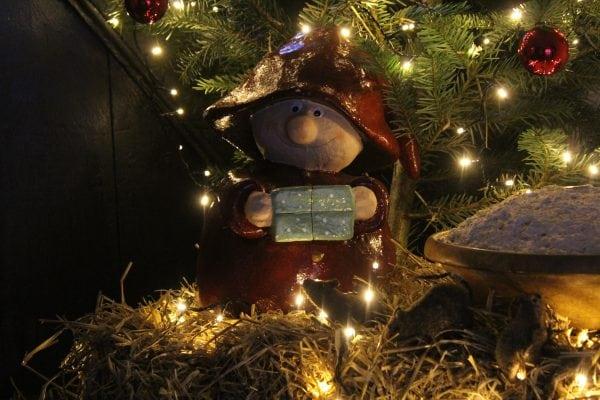 Rør blot ikke ved min gamle jul