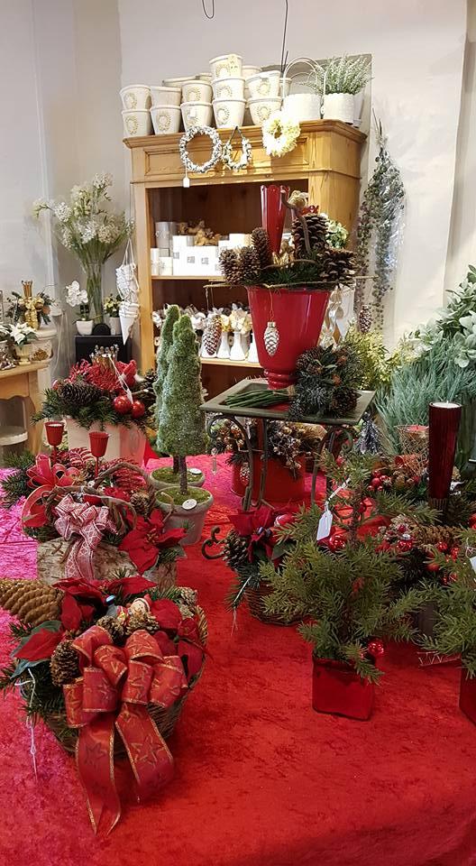 Julehygge hos Silkegrønt