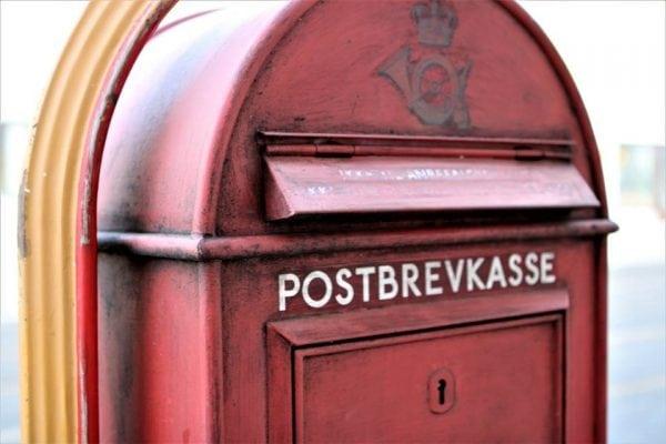 Samarbejde med PostNord