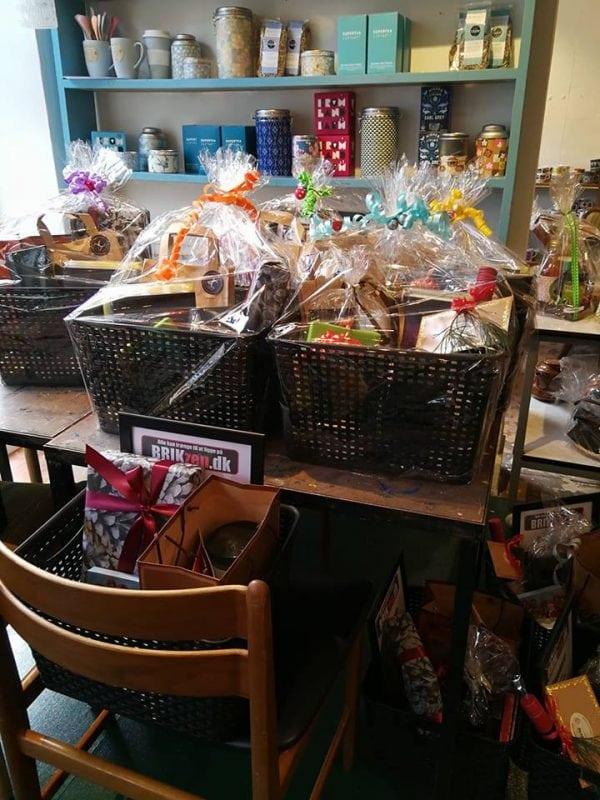 Vild julekonkurrence i Storgade