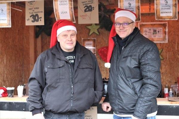 Julehygge på Torvet