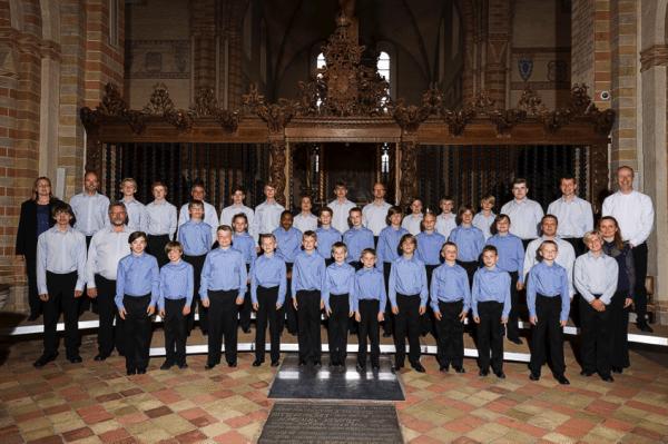 Julekoncert Sorø Klosterkirkes Drenge- og Mandskor