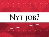 Nye ledige jobs i Stenlille