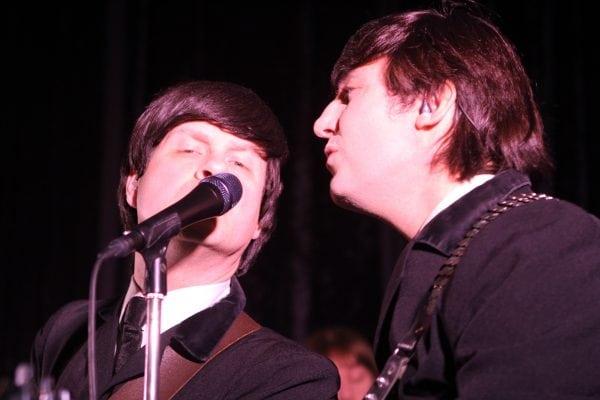 Festlig aften med Beatles Revival