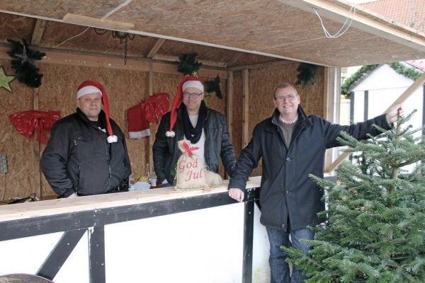 Godt samarbejde rejste julen i Sorø