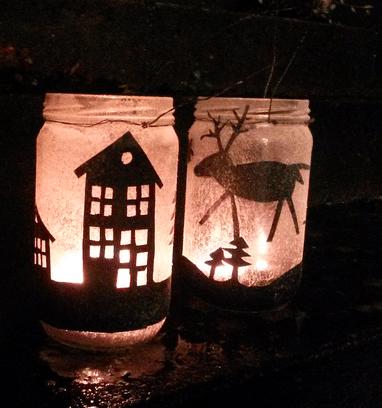 Åbent værksted: Lys i mørket