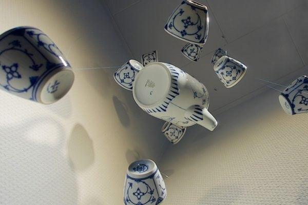 Vinterferie på Sorø Museum: Porcelænsmaling
