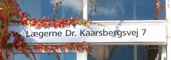 Lægerne på Dr. Kaarsbergsvej flytter