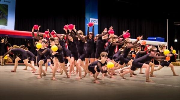 2.500 gymnaster indtager Sorø Hallen