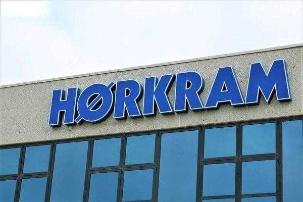 HØRKRAM FOODSERVICE A/S leverer positivt resultat og viser vækst siden sidste regnskab