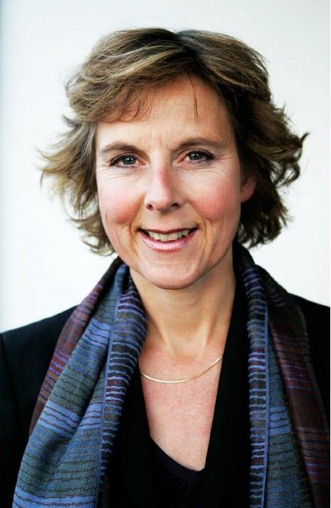Borgermøde med Connie Hedegaard