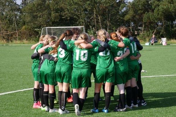 Skolefodbold-kvartfinale i Sorø