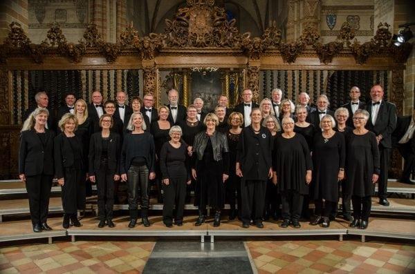 Finalekoncert med Chorus Soranus