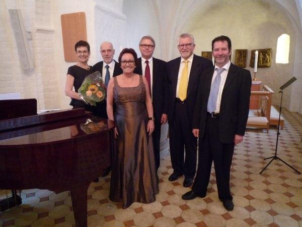 Forårskoncert i Munke Bjergby Kirke