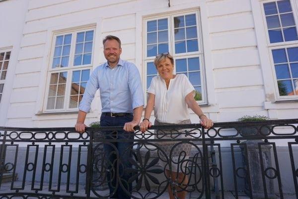 Ny hotelchef på Kragerup Gods