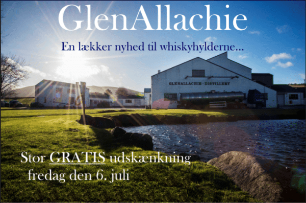 GlenAllachie Release Party