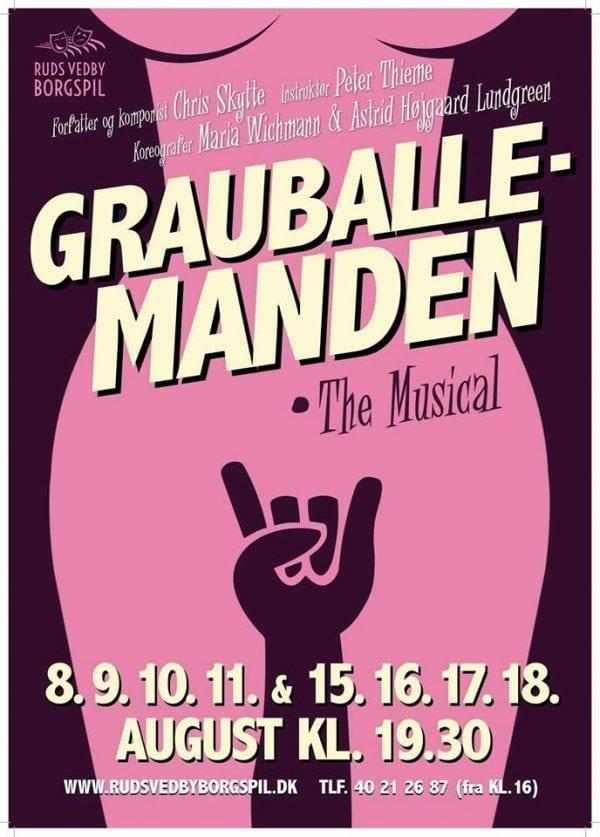 Grauballemanden - The Musical