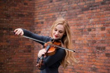 Violinkoncert med Michala Høj