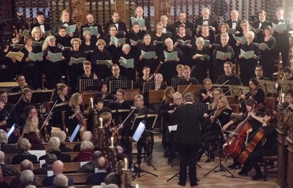 Skøn finale på klassisk musikfestival