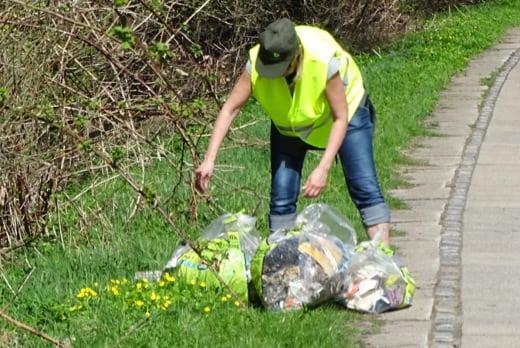 DN Sorø søger affaldshelte for en dag
