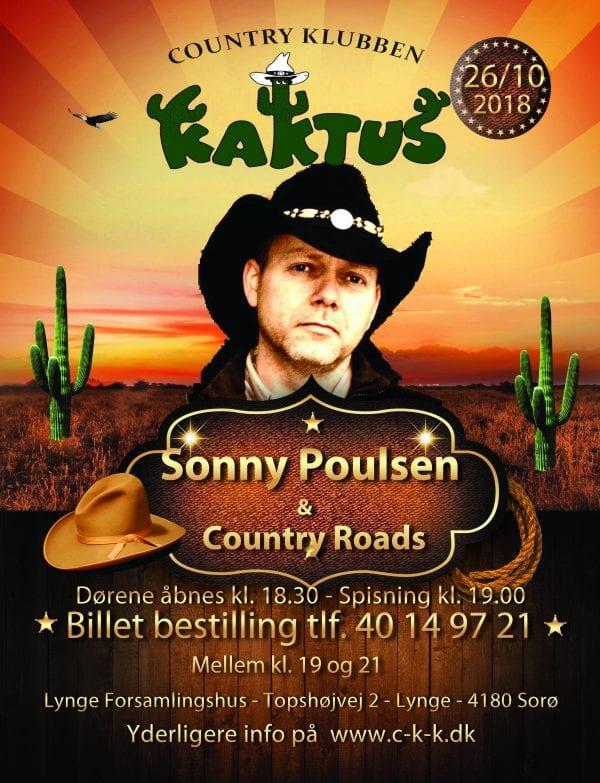 Sonny Poulsen & Country Roads
