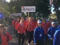 Regatta i Polen : To 4.pladser til Rasmus fra Sorø