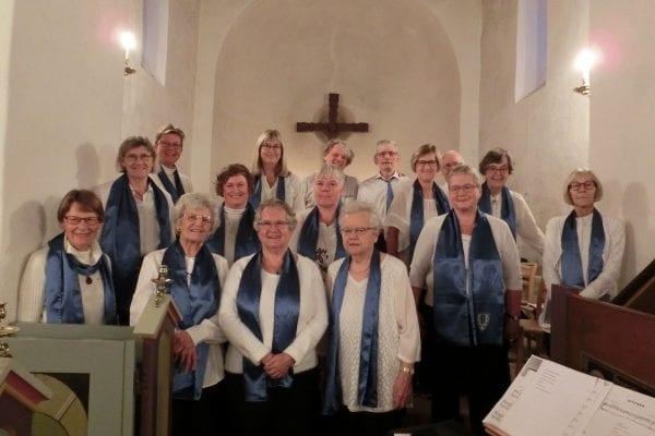 Spil Dansk i Fjenneslev Kirke var en succes