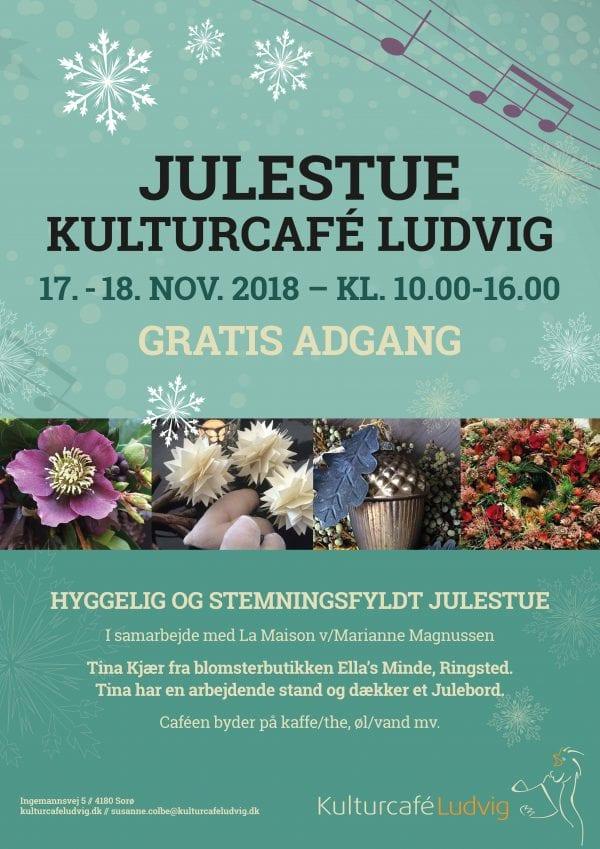 Julestue hos Kulturcafé Ludvig