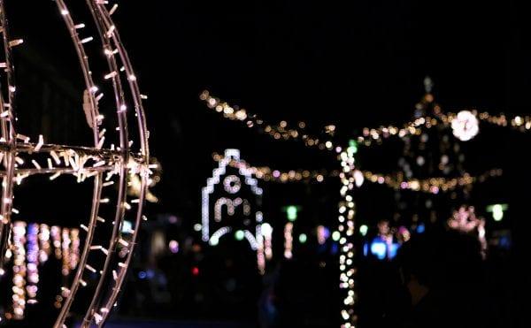 Julens ankomst til Sorø