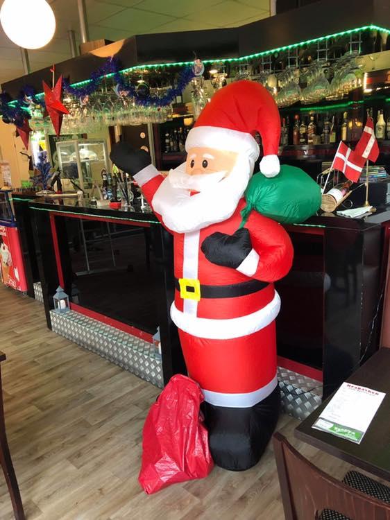 Mød julemanden på Krabasken