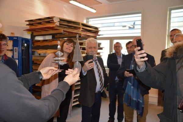Sorø-virksomheder fik indblik i den digitale fremtid