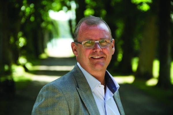 Sorø-borgmester i Danmarks Erhvervsfremmebestyrelse