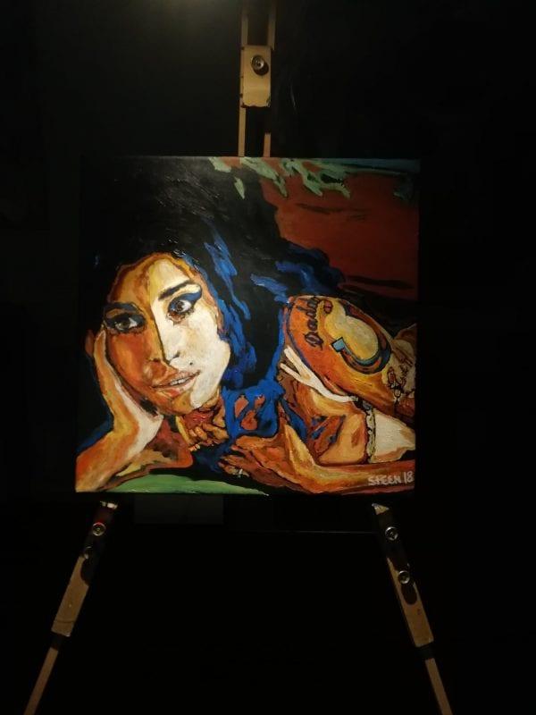 Mød Amy Winehouse hos Partzerre