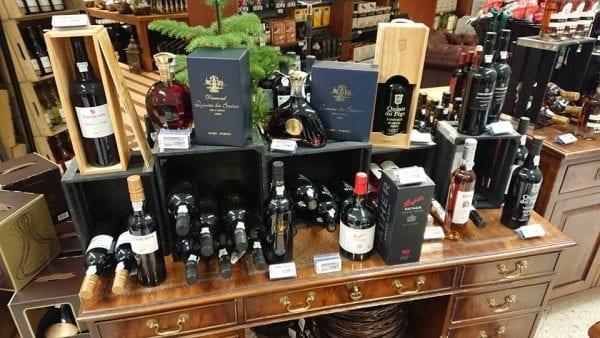 Find julens vin hos MENY