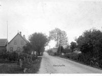 Købmandsgården ca 1910. Foto: Lokalarkivet