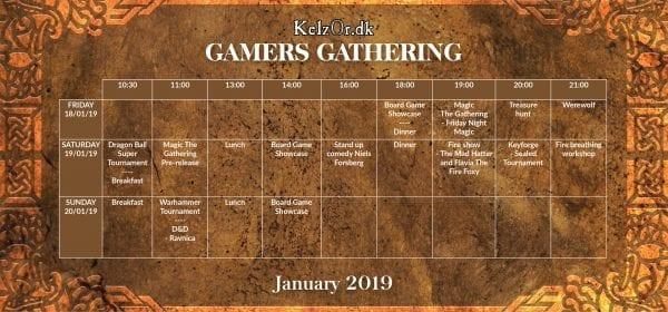 Gamers' Gathering