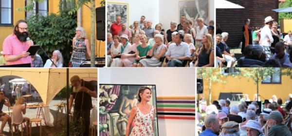 Sorø Kunstmuseum kan se tilbage på et vellykket jubilæumsår