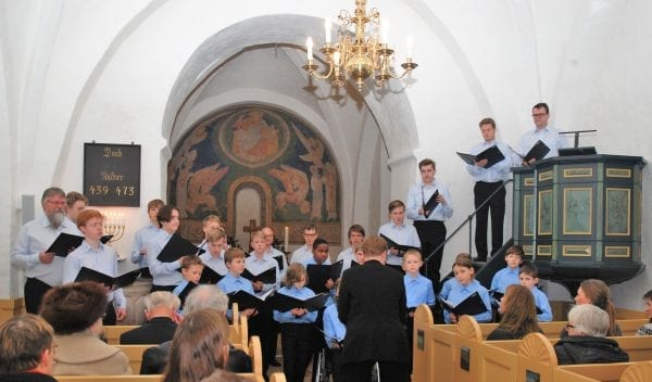 Nytårskoncerten i Alsted Kirke