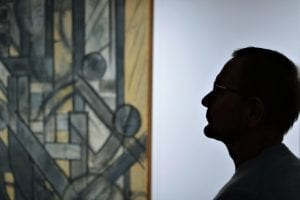 Vellykket fernisering på Sorø Kunstmuseum