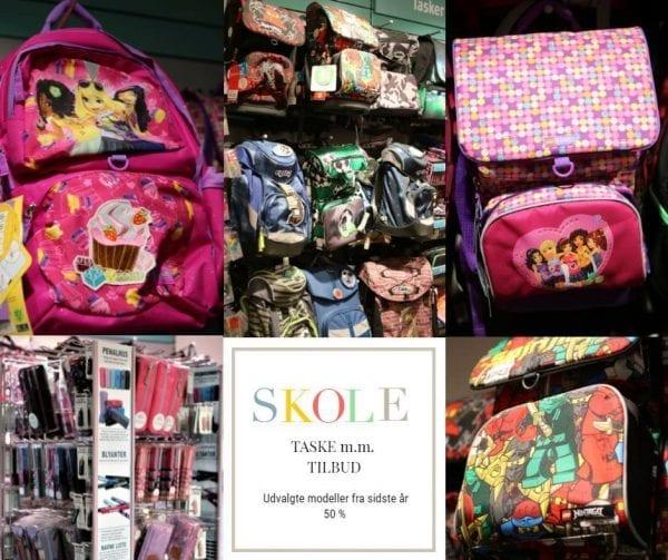 Køb skoletasken hos Svegård Bog & idé i vinterferien