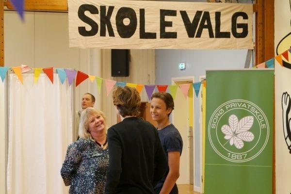 Skolevalg 2019 på Sorø Privatskole