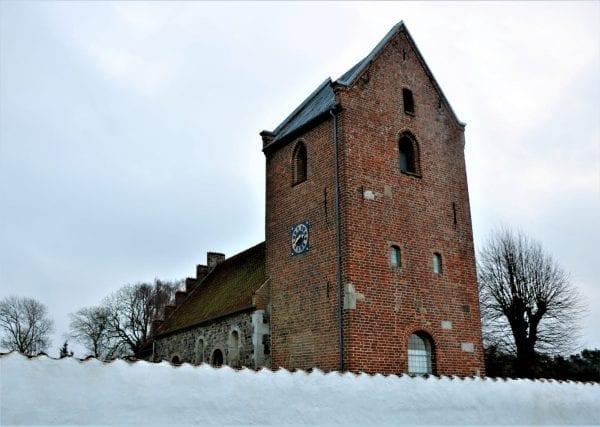 Skærtorsdag - Slaglille Kirke