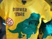 T-shirts str. 2-8 år. Pris: 130 kroner.  Foto: Bille og Bølle.