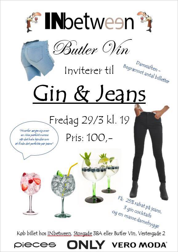 Gin & Jeans