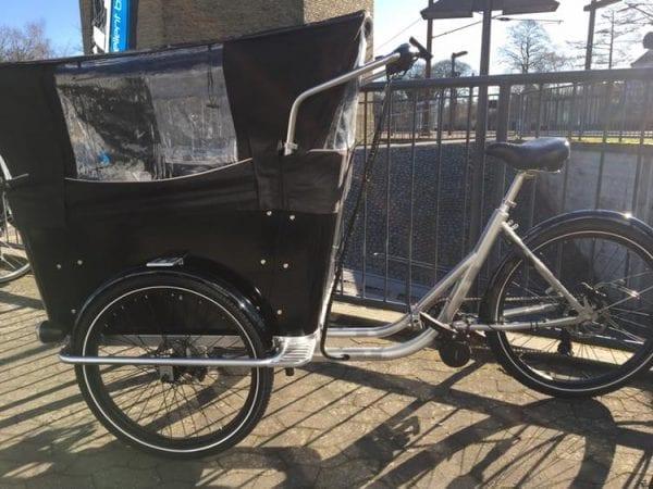 Køb din nye ladcykel hos Banevejens Cykler og Sport