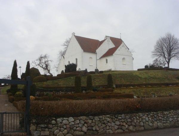 Prise med spise - Pedersborg Kirke