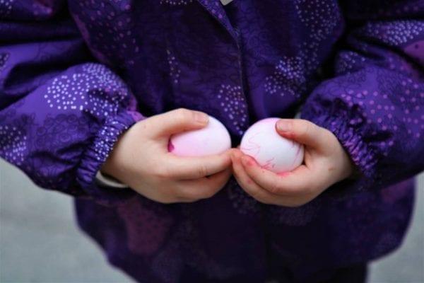 Æggejagt i Akademihaven (7-9 år)