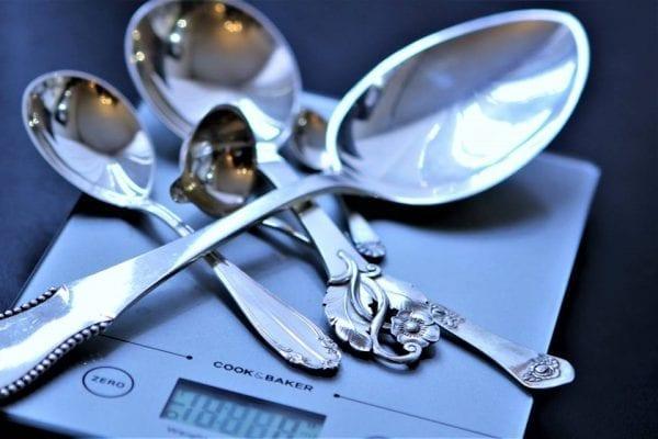 Guld og sølv købes