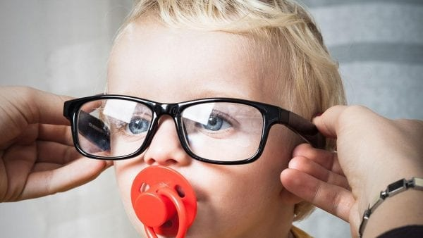 Nyt Syn forkæler dig og dine briller på fredag