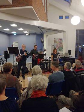 Sommerkoncert med aftenskoleelever fra Sorø